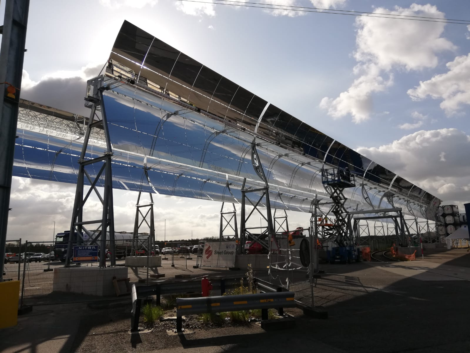 The potential future of solar thermal in the heat transition