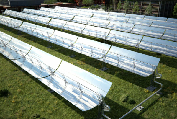 Concentrated Solar Power Achievable in Flanders