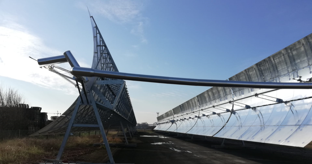German Center Aerospace endorses parabolic reflector systems